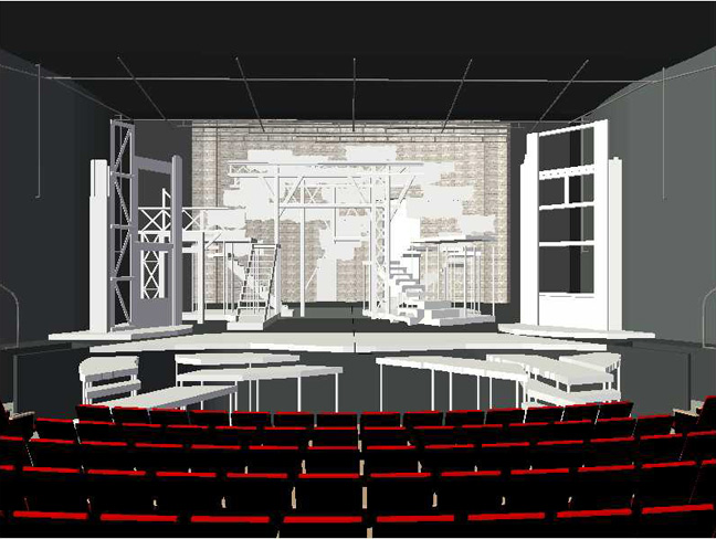 Jeff greenberg lighting design threepenny opera d